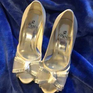 Voi &Toi wedding shoes